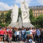 2018 choir trip to Austria and Slovakia