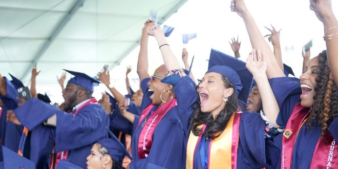 Success, Diversity Took Center Stage at Morgan's 143rd Commencement