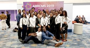 Morgan Students Stand Out at Biomedical Research Conference