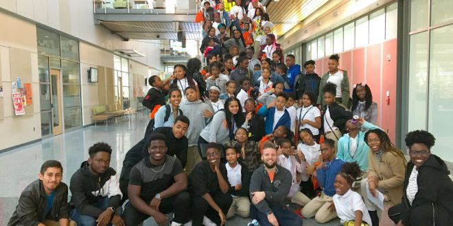 Morgan SA+P 'Teach It Forward' Program Sparks Design Aspirations Among Local Youth