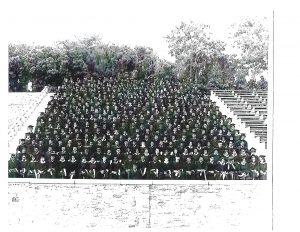 Class of 1970 Graduation Photo