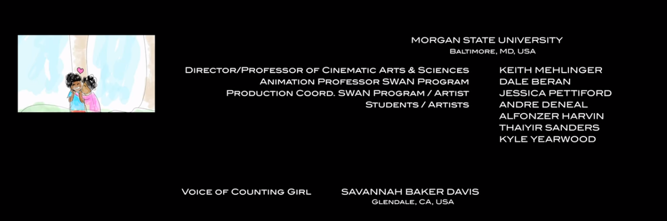 Cops And Robbers Credits