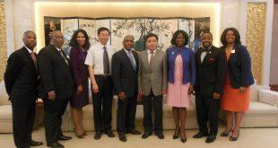 HBCU Delegation On Return Visit To China