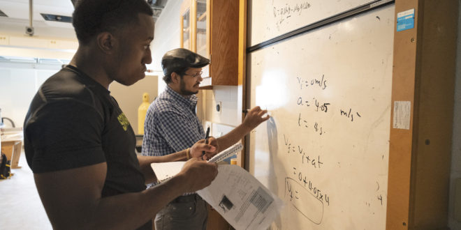 Morgan State University Awarded Nearly $1 Million Grant from National Science Foundation to Broaden STEM Programs and Professional Development Pipeline