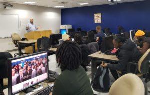 David Marshall Teaching