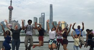 Shanghai Skyline - Leaving China With One Last Hoorah!