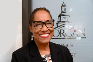 Anna McPhatter, Ph.D., LCSW, dean of the School of Social Work at Morgan State University.