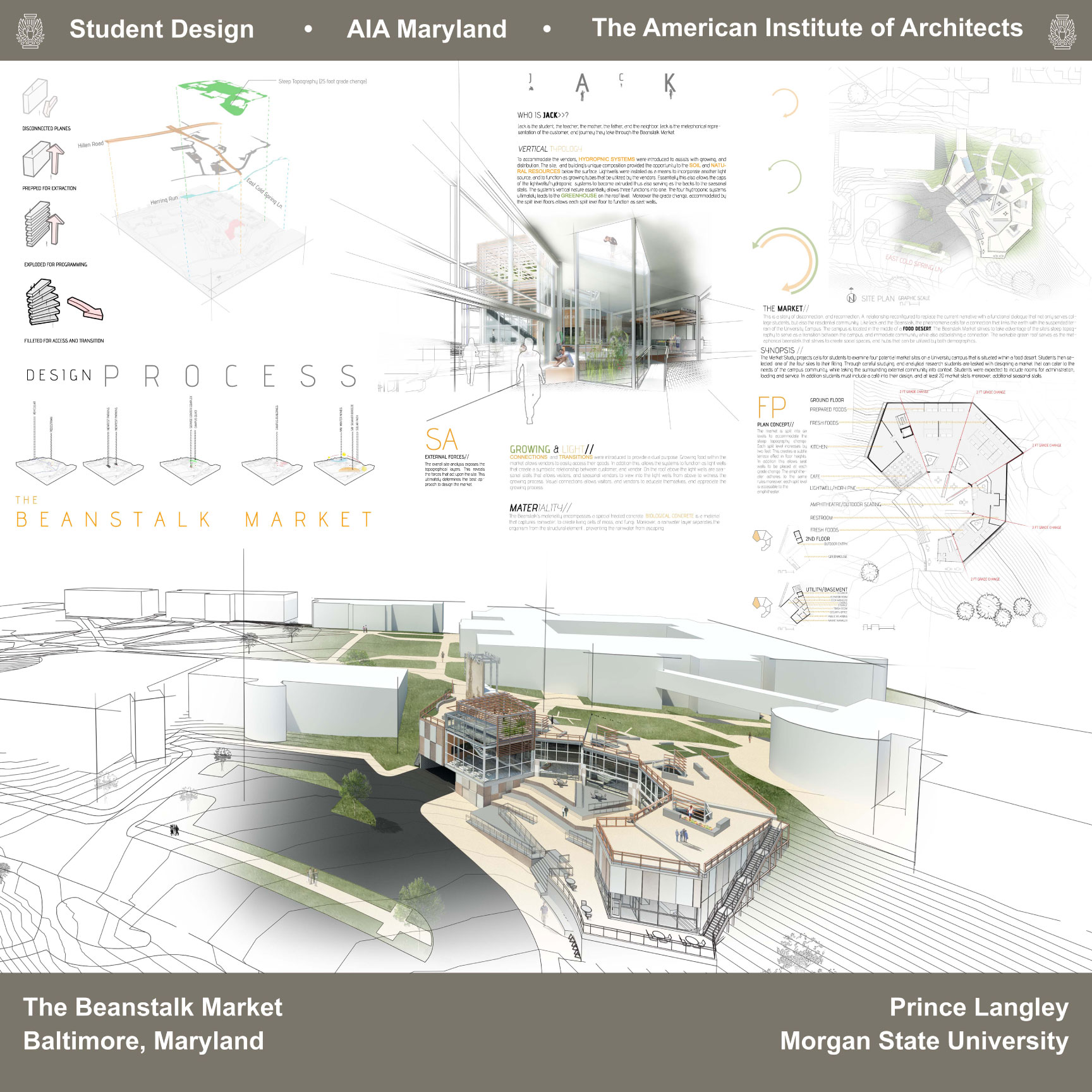 Undergraduate Architecture and Environmental Design Students Win ...
