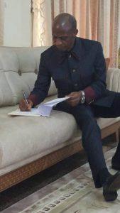 Suleiman E. Bogoro
