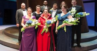 Issachach Savage wins International Vocal Competition