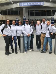 MSU's Team at the 'HBCU Battle of the Brains'