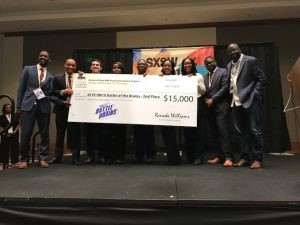 MSU's Team at the 'HBCU Battle of the Brains'