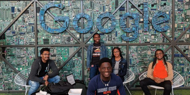 Morgan State University Students Gain Insider Learning Experience Through Participation in Google Tech Exchange Program