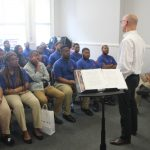 Choir 2019 Day #10: Embassy Visit and a Masterclass!