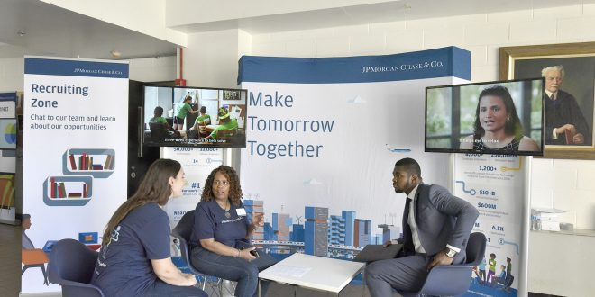 JP Morgan Chase Showcase