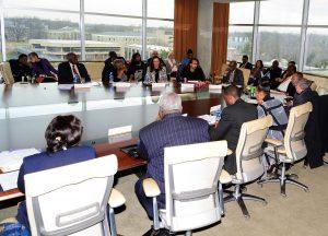 Board of Regents meeting
