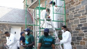 University Memorial Chapel Restoration