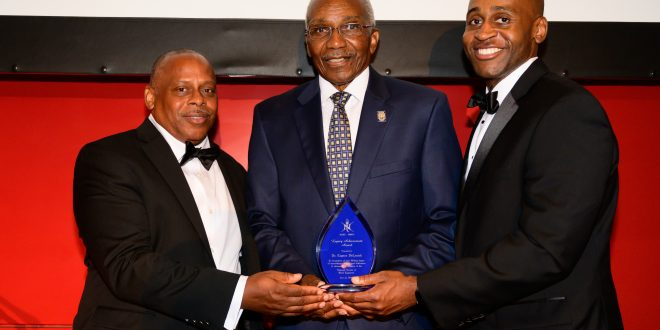 Morgan's School of Engineering Spotlighted at National Society of Black Engineers Gala