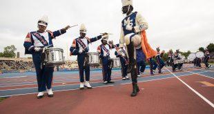 Morgan State University Marching Band