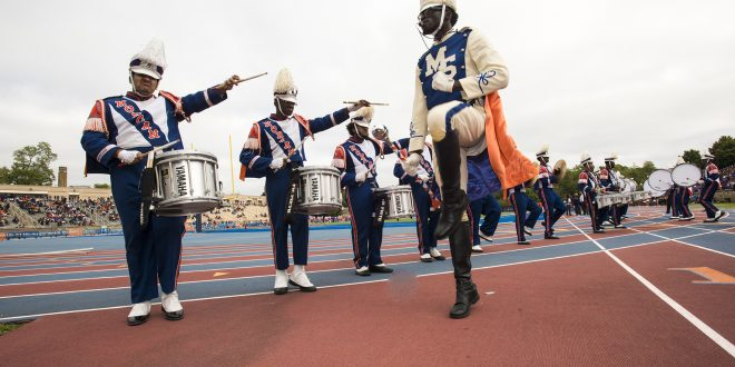 Morgan State University Marching Band