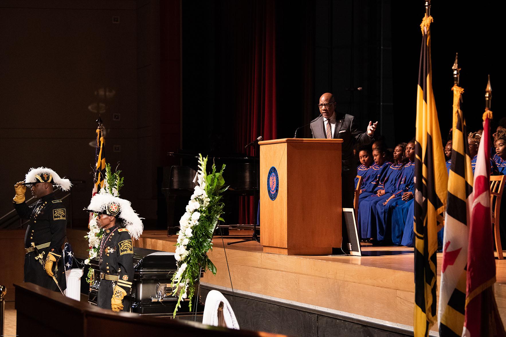 Morgan President David Wilson
