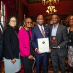 President David Wilson Receives Maryland Senate's 2018 First Citizen Award