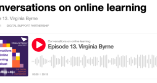Conversations on online learning