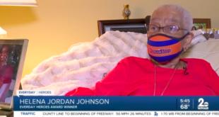 Helena Jordan Johnson