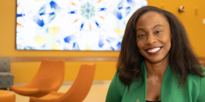 Morgan State University Appoints New Assistant Vice President for Diversity, EEO and Title IX