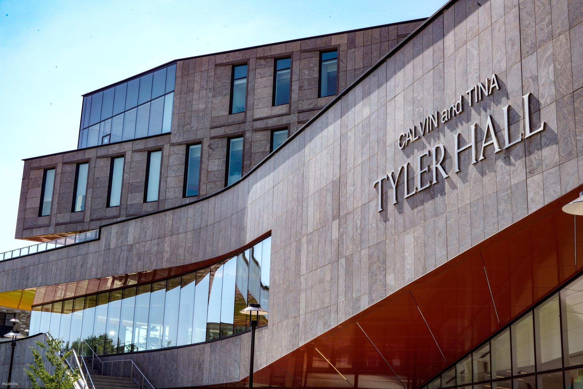 Tyler Hall
