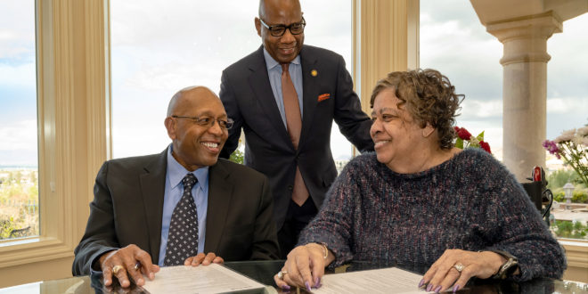 Former UPS Driver Gives Morgan State University $20 Million,  Ensuring Access to College for Generations of Students