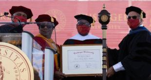 Wilson Tuskegee Degree