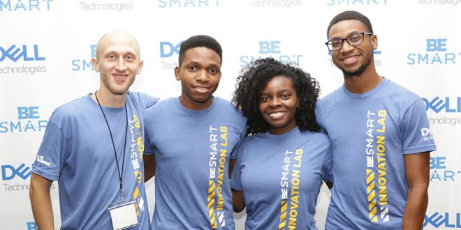 Morgan Students Competing in Black Enterprise's National 'BE SMART Hackathon' Competition