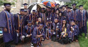 2018 Morgan Graduates