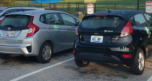 zipcars at morgan state