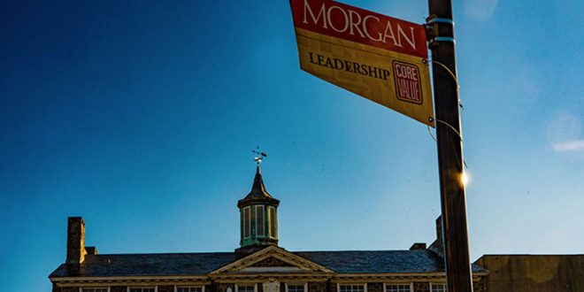 Core Value Leadership flag