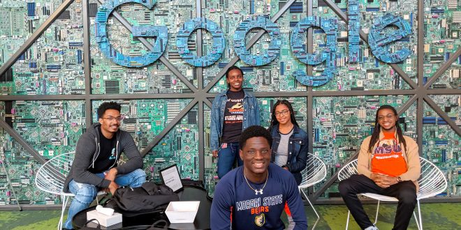 Google Awards Morgan State University $5 Million Grant to Help Create Pathways and Opportunities for Black Students in STEM Fields