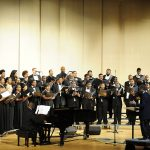 images from the HBCU 9 Joint Celebration