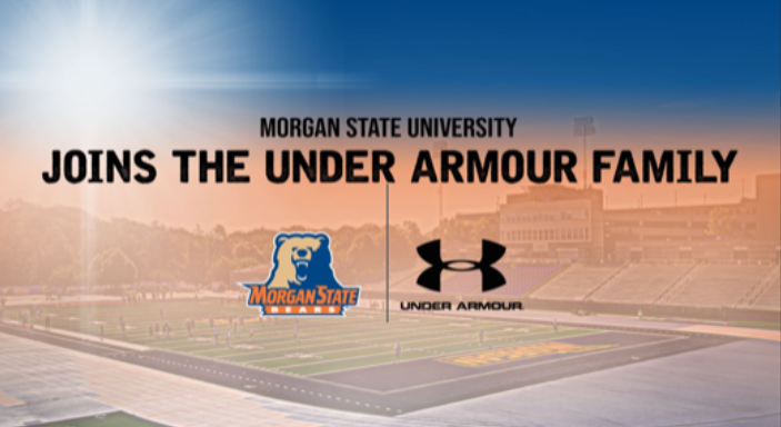 Morgan State Joints Under Armour