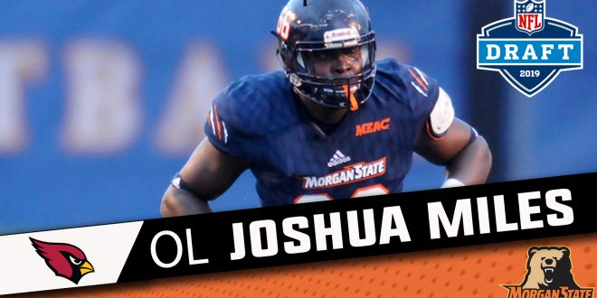 Bears Football Player Joshua Miles Drafted By Arizona Cardinals In 7th Round