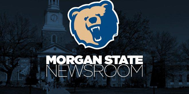 Morgan State Newsroom slate