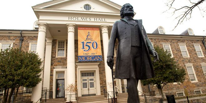 Standard and Poor's Affirms Morgan State University 'A+'