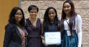 ASCEND Scholar Wins Award at Annual Biomedical Research Conference for Minority Students