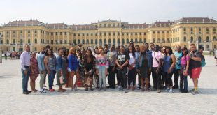 2018 choir trip to Austria and Slovakia
