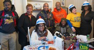 Morgan Volunteers Bring Clean Energy