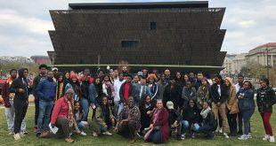 Morgan Students at NMAAHC
