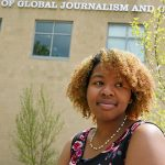 Morgan Senior Selected for POLITICO Journalism Institute Class