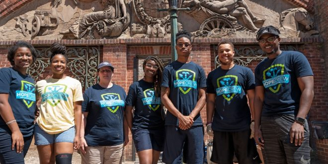 Morgan State University Architecture Students Participate in National Preservation Training Pilot Program