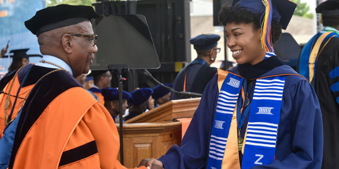 Morgan State University President's 10-Year Anniversary Highlighted by New Financial Commitment to Support Student Success