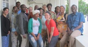 Fulbright Students Study Abroad in Africa